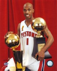 NBA Players: Chauncey Billups Profile