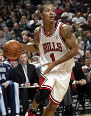 NBA Players  Derrick Rose Profile and Basic Stats 626f884fa